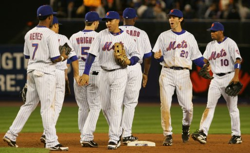 NLCS Game 6: St. Louis Cardinals v New York Mets