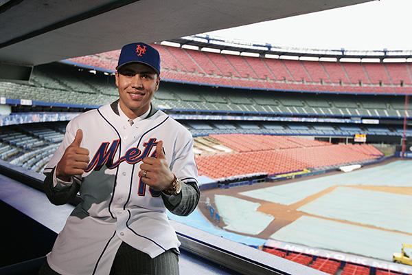 New York Mets Introduce Carlos Beltan