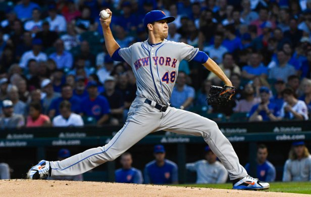 Image result for degrom cy young