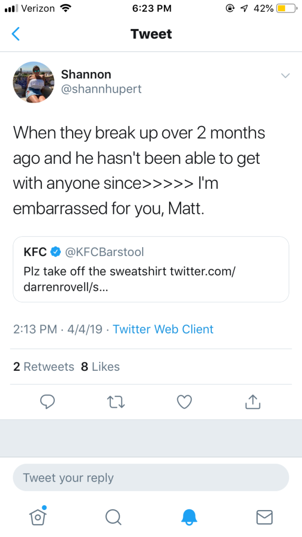 Mets Fan Claims He Broke Up With GF On Opening Day Except He